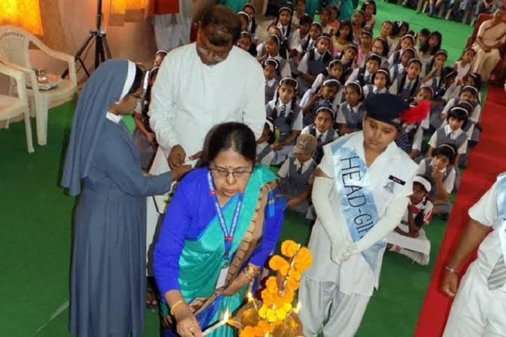 Bishop Conrad Senior Secondary School-Investiture Ceremoney