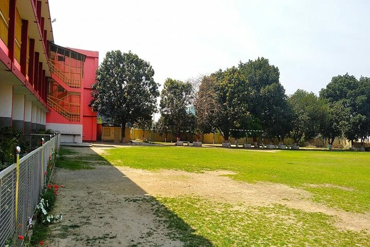 Bishop Conrad Senior Secondary School-School Ground