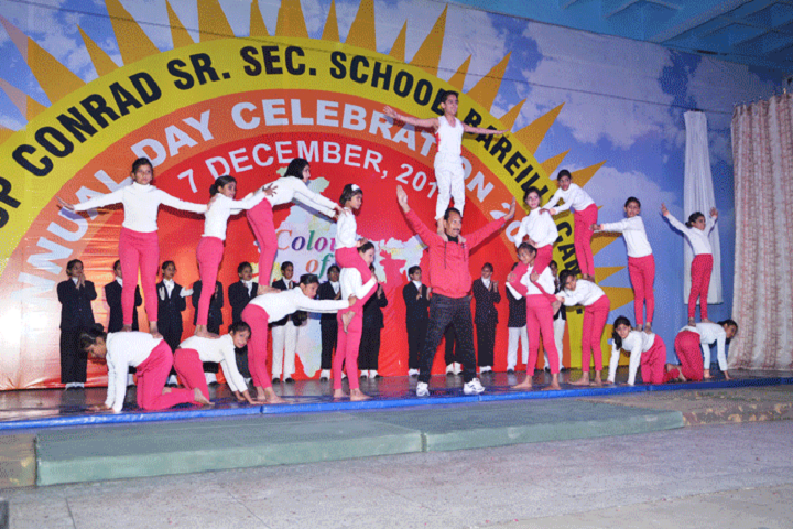Bishop Conrad Senior Secondary School-Annual Day Celebrations