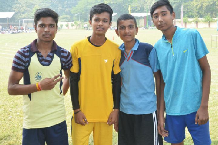 Bishop Conrad Senior Secondary School-Annual Sports Meet