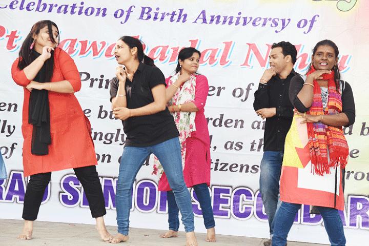 Bishop Conrad Senior Secondary School-Childrens Day Celebrations