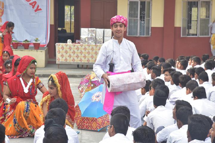 Bishop Conrad Senior Secondary School-Labour Day