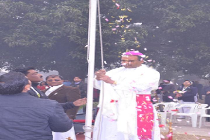 Bishop Conrad Senior Secondary School-Republic Day Celebrations