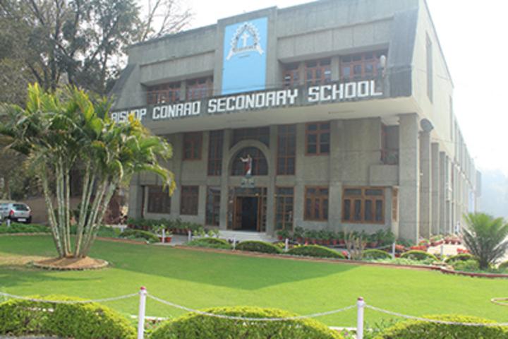 Bishop Conrad Senior Secondary School-School Building