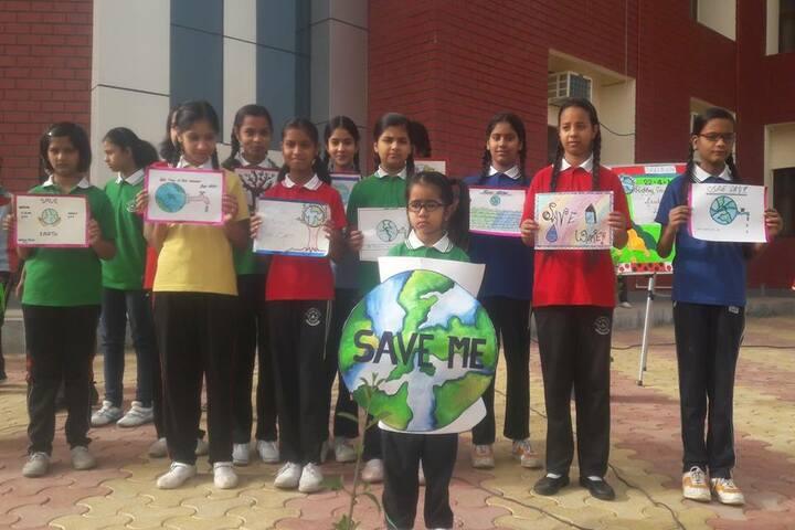 Bit Global School-Earth Day Celebrations