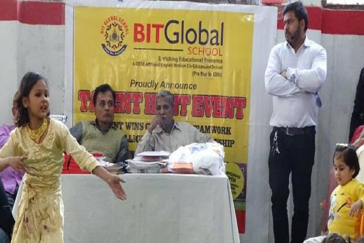 BIT Global School-Talent Hunt