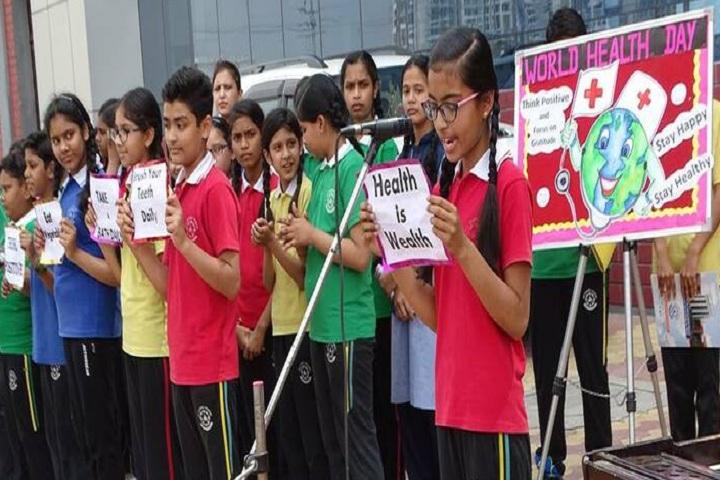 BIT Global School-World Health Day Celebrations