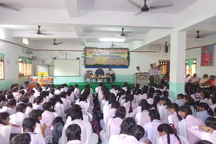 Saraswati Vidya Mandir-Assembly