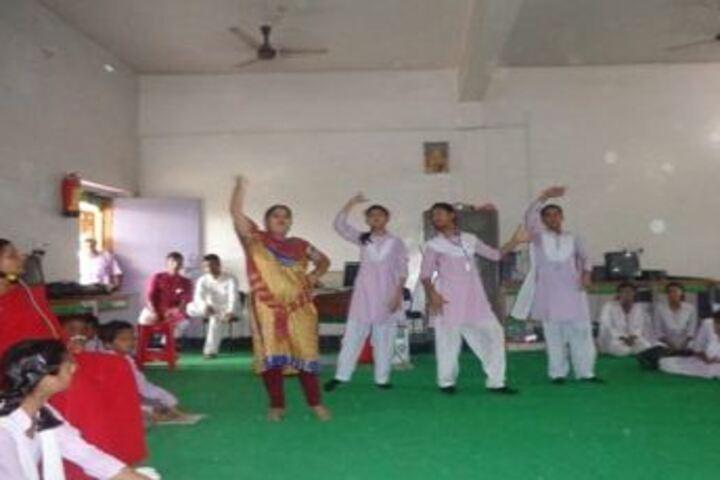 Saraswati Vidya Mandir-Dance