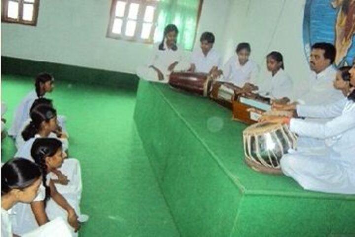 Saraswati Vidya Mandir-Music
