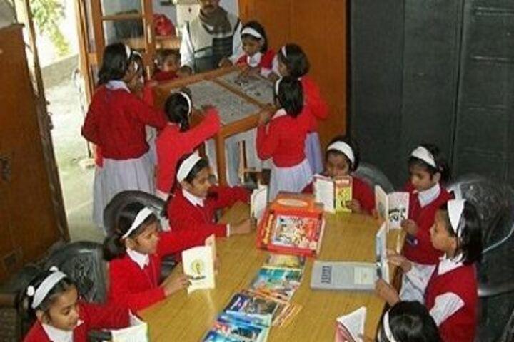 Saraswati Vidya Mandir-Reading Room