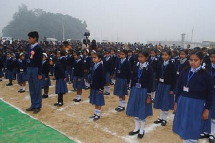 Blooming Buds Higher Secondary School-Assembly