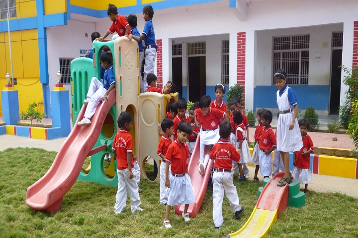 Blooming Buds Public School-Play Ground