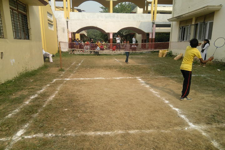 Blooming Buds Senior Secondary School- Sports Day celebrations