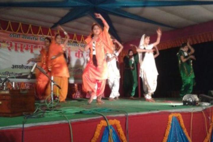 Saraswati Vidya Mandir-Dance Performance