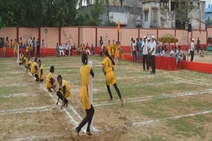 Saraswati Vidya Mandir-Play Area