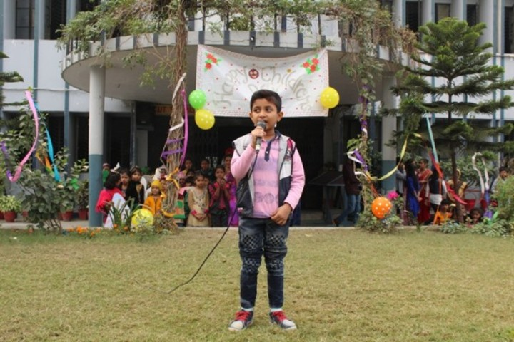 Blooming Dales Modern School- Childrens Day Celebrations