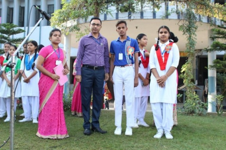Blooming Dales Modern School- Essay Competition