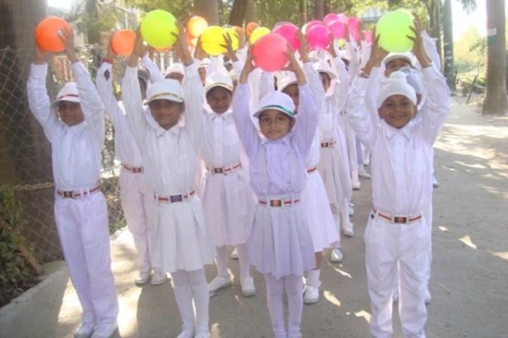 Blooming Dales Modern School- Gurunanak Dev Jayanthi