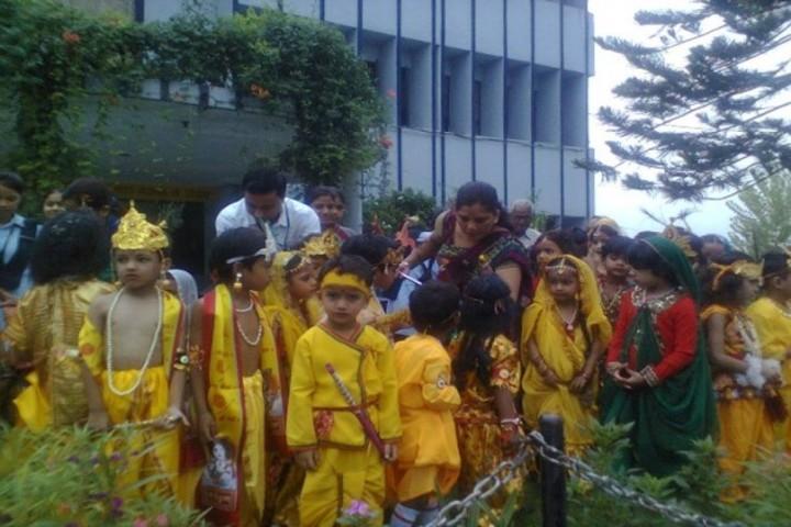 Blooming Dales Modern School- Krishna Jayanthi Celebrations