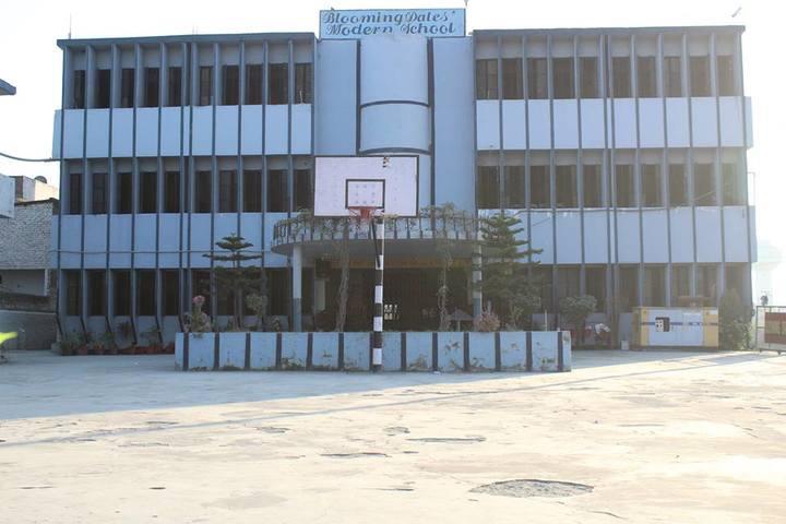 Blooming Dales Modern School- School Building