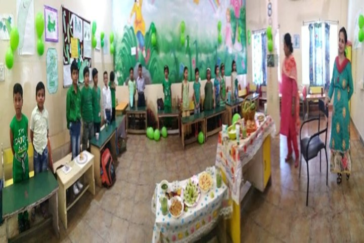 Blooming Dale School- Activities