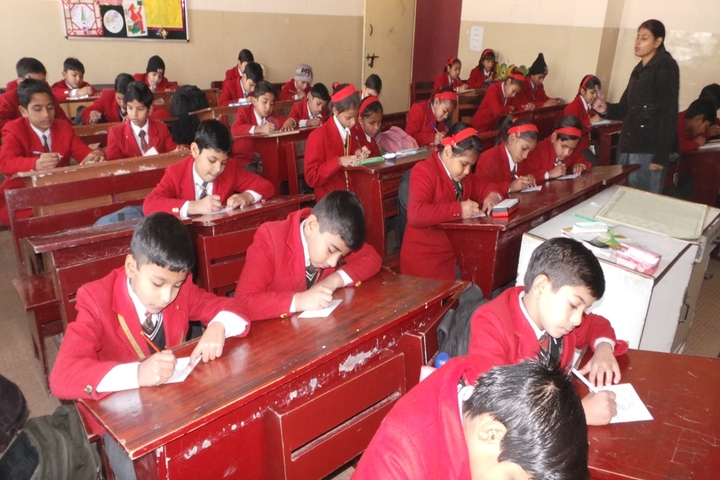 Blooming Dale School- Classroom