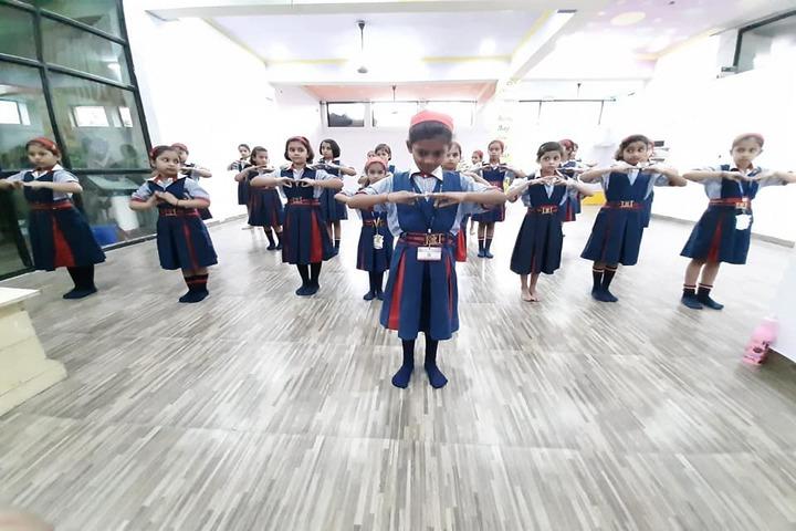 Blooming Dale School- Dance