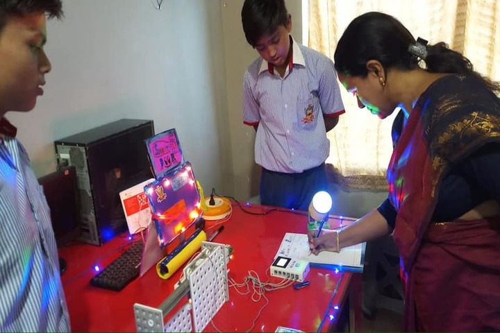 Blooming Dale School- Science Exhibition