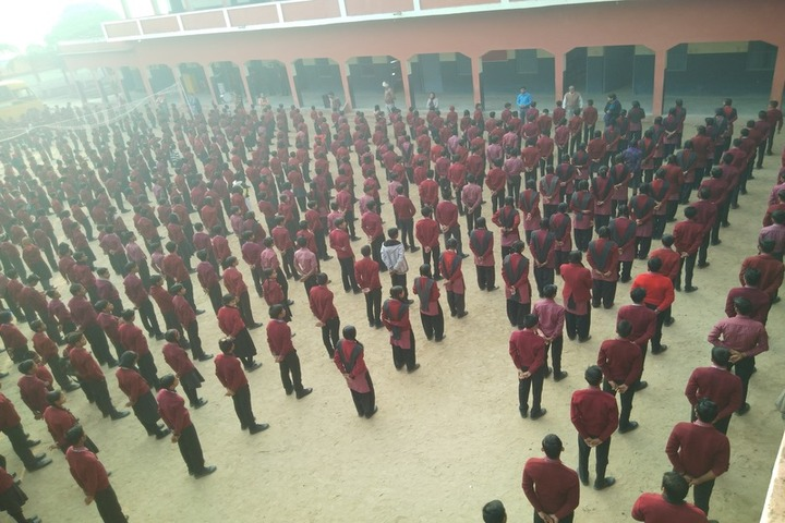Blossom Academic School-Assembly