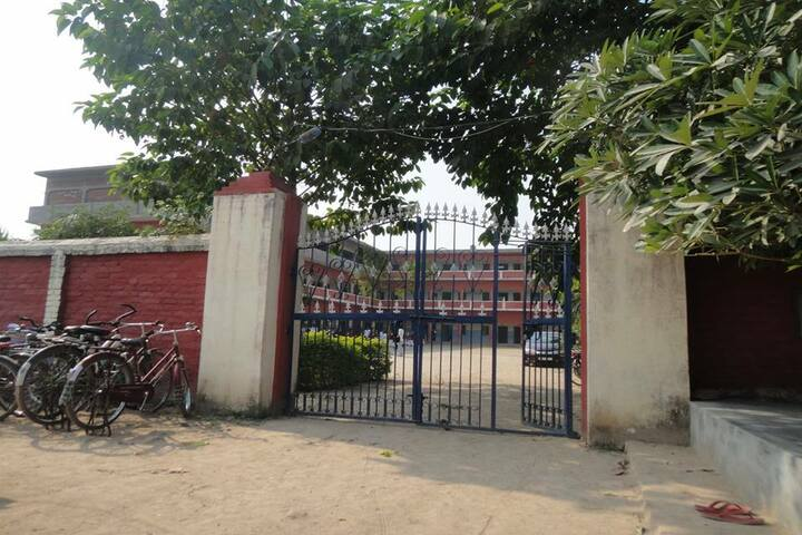 Blossom Academic School-School Gate