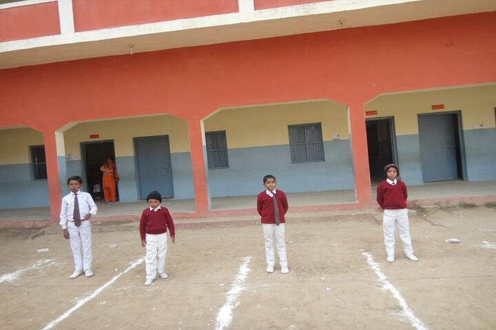 Blossom Academic School-Sports