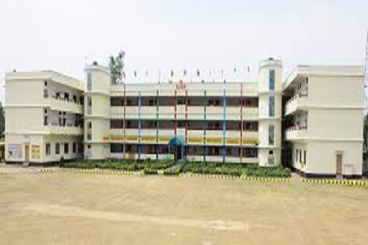 Blossom Senior Secondary School-Campus View