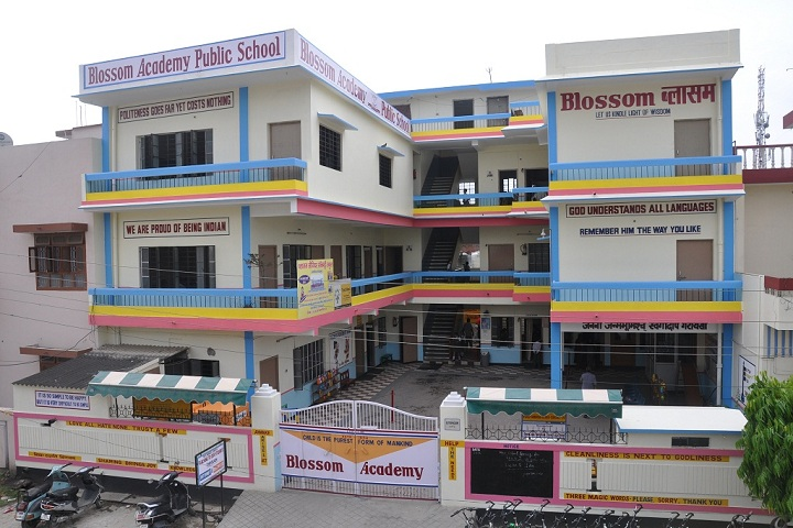 Blossom Senior Secondary School-Campus