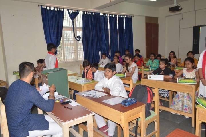 BLS International School-Class Room