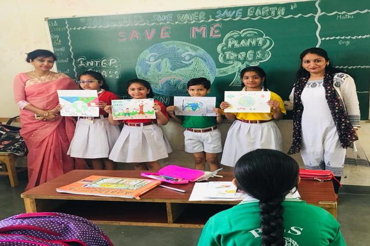 BLS International School-Earth Day