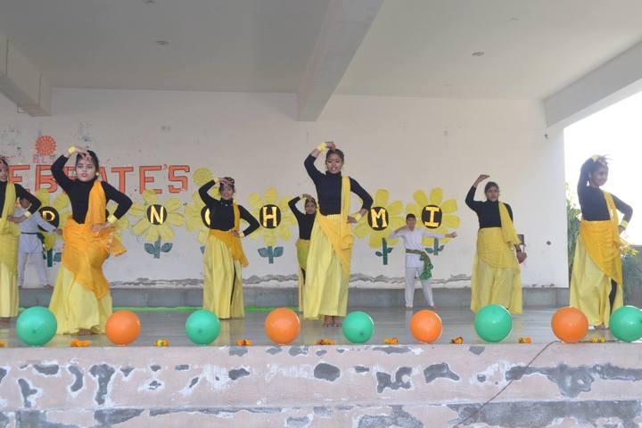 BLS International School-Group Dance