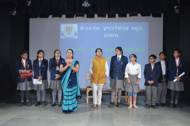 BLS International School-Presentation