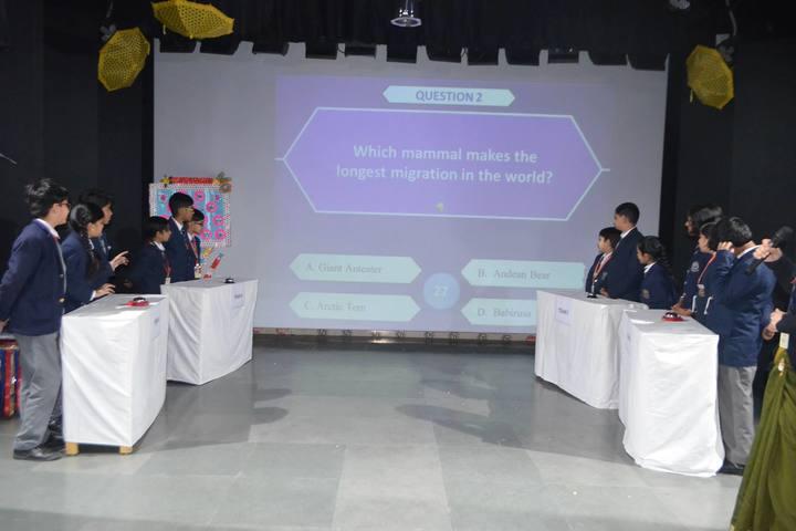 BLS International School-Quiz
