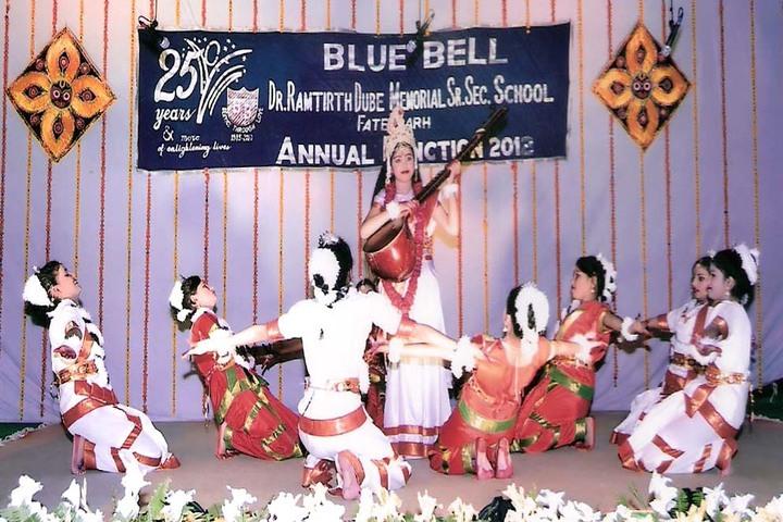 Blue Bell Dr Ram Tirth Dube Memorial School-Annual Day