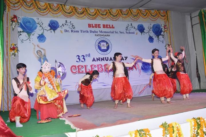 Blue Bell Dr Ram Tirth Dube Memorial School-Dance Program