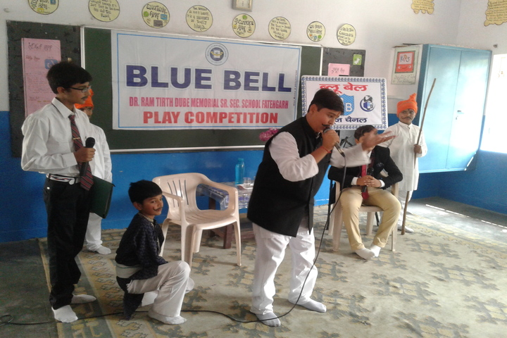 Blue Bell Dr Ram Tirth Dube Memorial School-Play Competition
