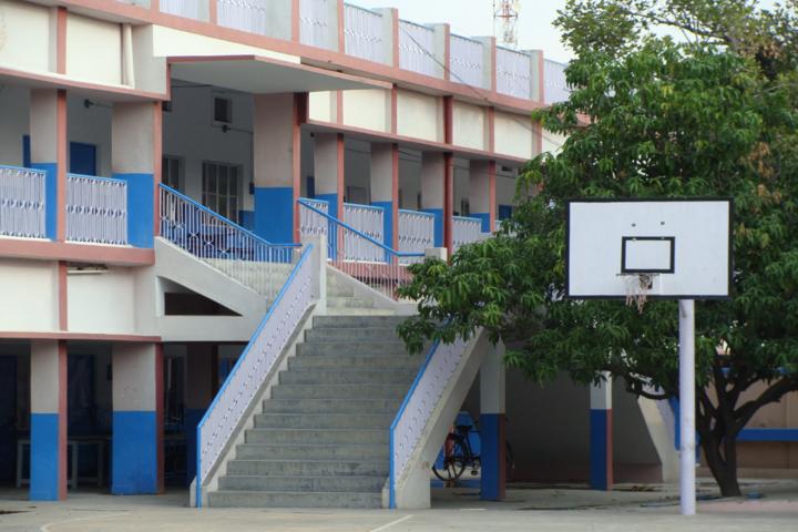 Blue Bell Dr Ram Tirth Dube Memorial School-School Building