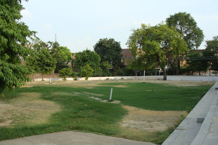 Blue Bell Dr Ram Tirth Dube Memorial School-School Ground