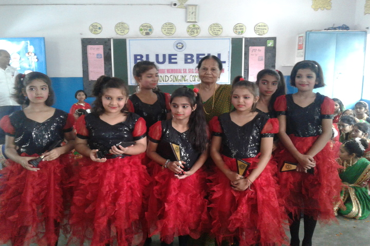 Blue Bell Dr Ram Tirth Dube Memorial School-Singing Competition