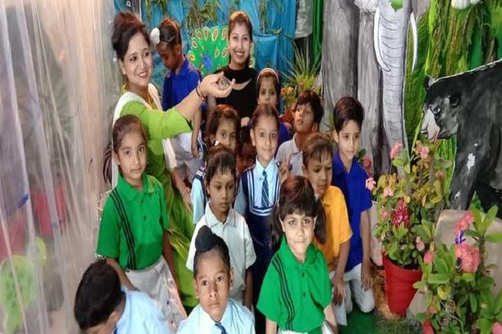 Blue Bells School-Activity