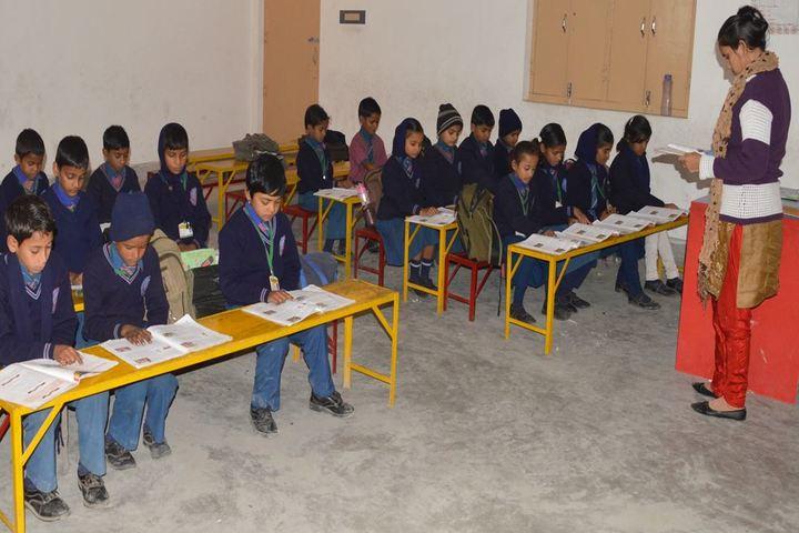 Blue Birds International School-Class Room