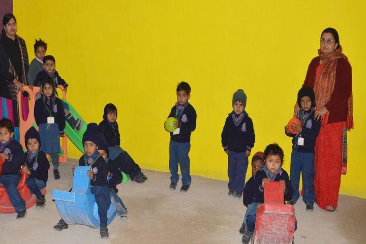 Blue Birds International School-KG Class