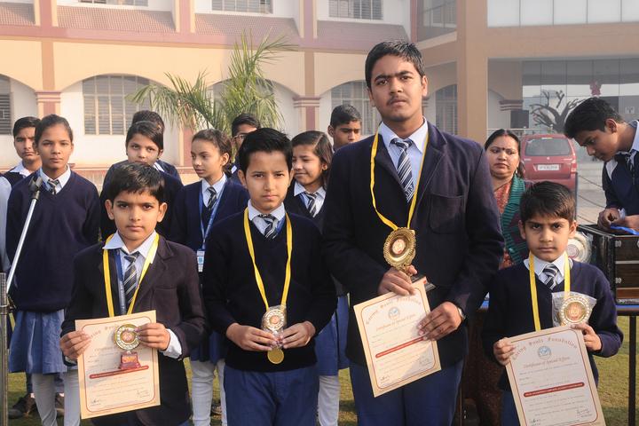Blue Diamond Public School-Awards