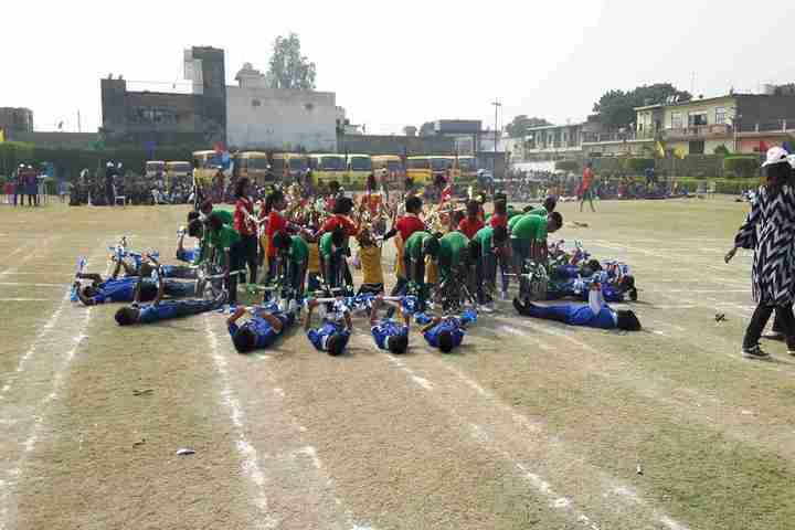 Blue Diamond Public School-Sports Day